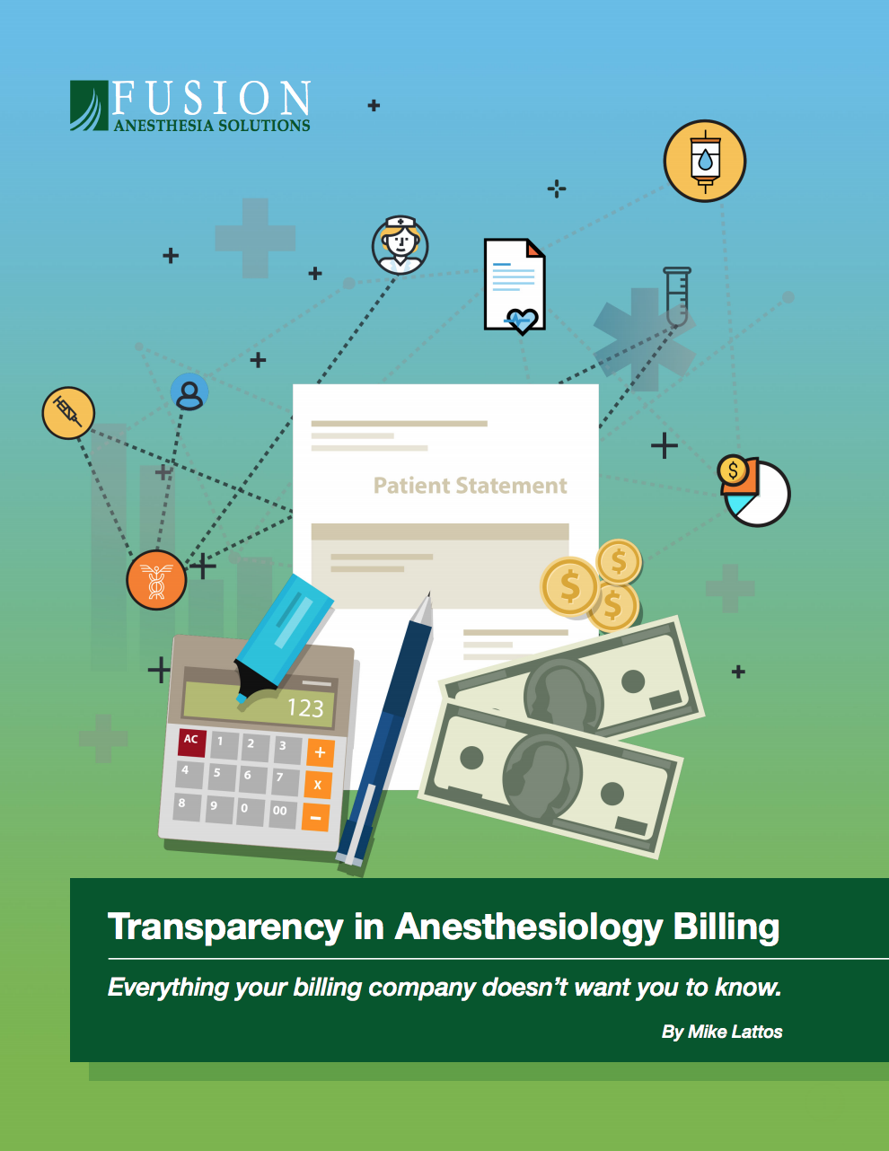Transparency in Anesthesia Billing eBook